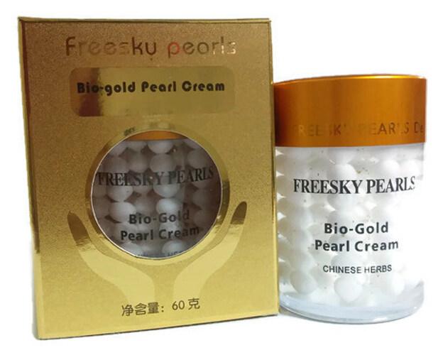 Freesky Bio Gold Pearl Cream โรงงาน Simengdi