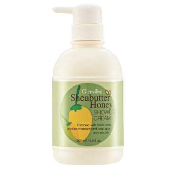 Giffarine ครีมอาบน้ำ Sheabutter Honey Shower Cream