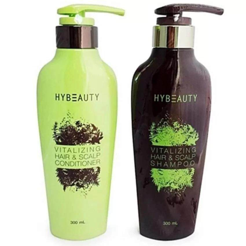 Hybeauty Vitalizing Hair & Scalp Conditioner + shampoo