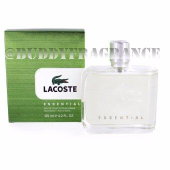 Lacoste Essential 125 ml (พร้อมกล่อง)
