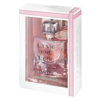 Lancome La Vie Est Belle L'Eau de Parfum Limited Edition 50 ml. (ฉลากเคาน์เตอร์ไทย)