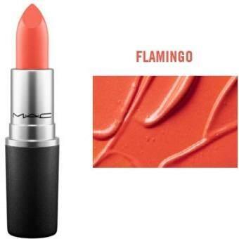 MAC Lustre Lipstick (Flamingo) 3g