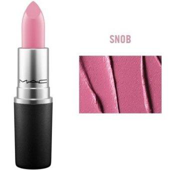MAC Satin Lipstick (SNOB) 3g