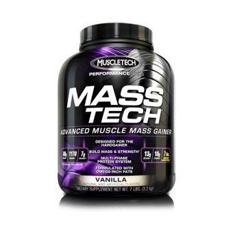 Muscletech Whey Protein Masstech Performace Series 7lb Vanilla