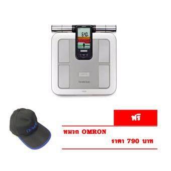 เครื่องชั่งน้ำหนัก OMRON รุ่น HBF-375+หมวก