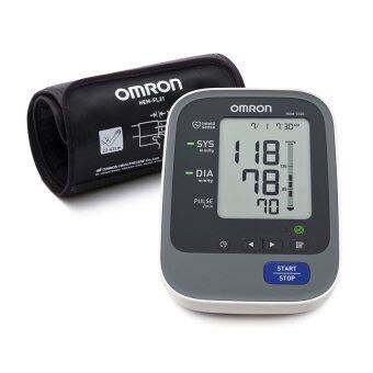 OMRON HEM-7320 Automatic Blood Pressure Monitor with Digital Display ออมรอน เครื่องวัดความดันโลหิตแบบอัตโนมัติ แสดงผลแบบดิจิตัล