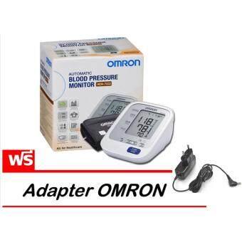 OMRON เครื่องวัดความดันโลหิตแบบดิจิตอล รุ่น HEM-7322