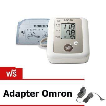 Omron Made in JAPAN เครื่องวัดความดันโลหิต รุ่น JPN2 แถมฟรี Adapter