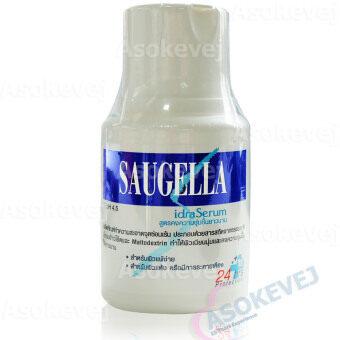 Saugella Idra Serum pH 4.5 100ml ซอลเจลล่า ไอดราเซรั่ม