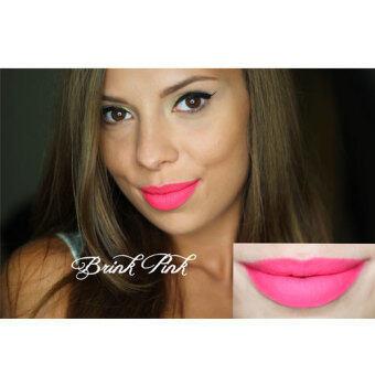 Sleek ลิปครีม Matte Me Ultra Smooth Matte Lip Cream 6ml No.432 (สี Brink Pink)