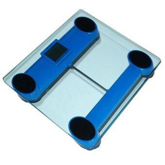 Startup Personal Glass Scale เครื่องชั่งน้ำหนัก รุ่น TE-247B (Blue)