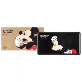 The Face Shop Disney Mickey Mouse Mono Pop Lips&Eyes