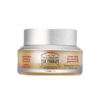 The Face Shop The Therapy Secret Made Anti-aging Eye Cream 32ml (Intl)