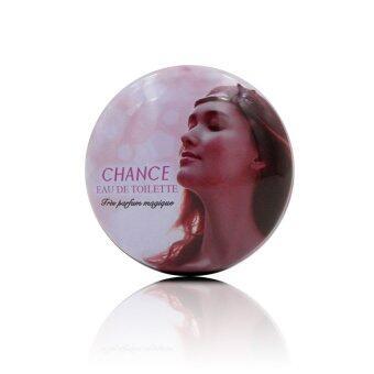 TravelSports Chamonix น้ำหอมแห้ง น้ำหอมเนื้อบาล์ม Chamonix กลิ่น Chanel Chance Eau Tendre (Pink)