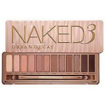 Urban Decay Eyeshadow Palette NAKED 3 ( 1 กล่อง)