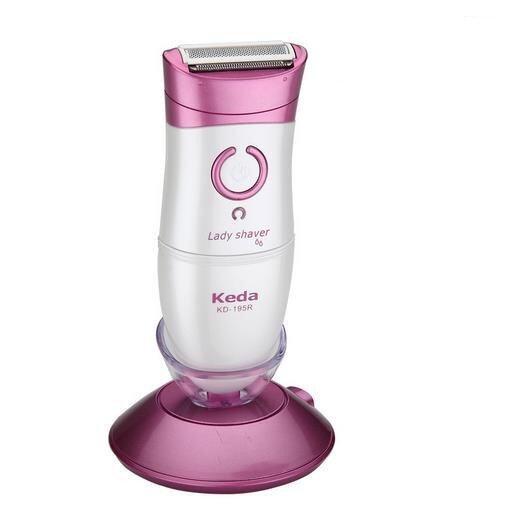 Women Epilator Armpit Bikini Legs Electric Shaver Epilator Personal Care Body Care Beauty Life (Purple)