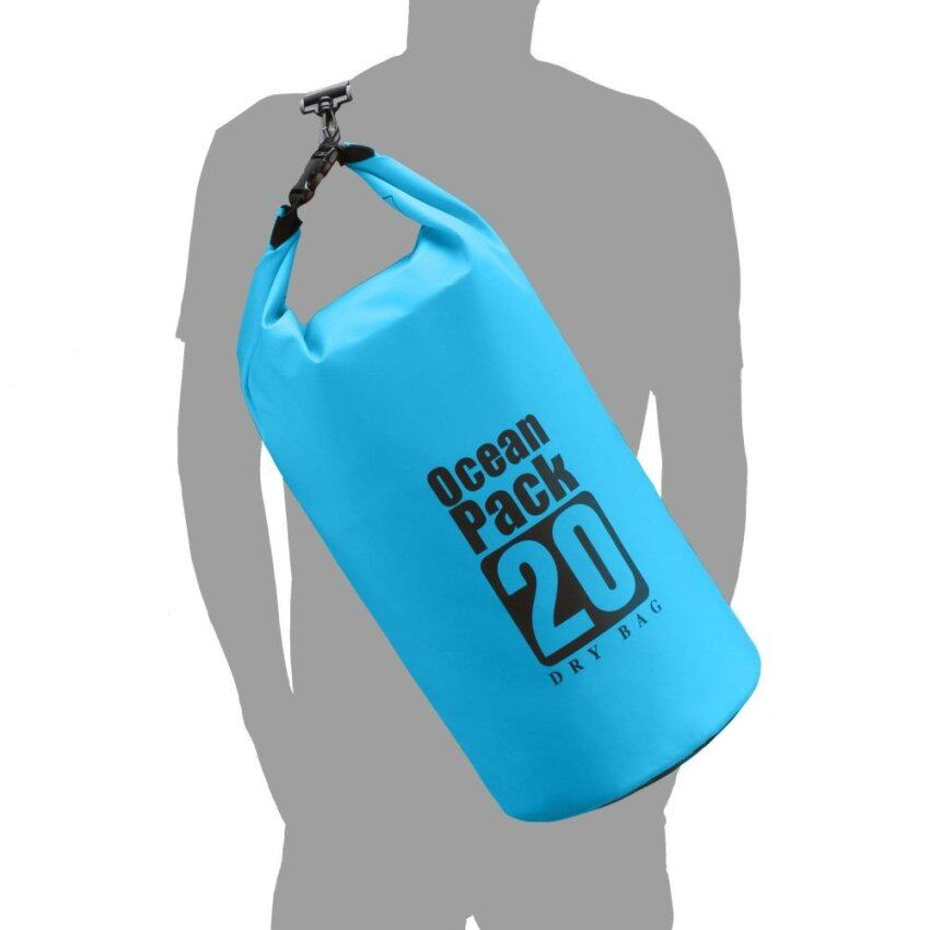 20L Waterproof Sports Portable Outdoor Dry bag Sack Storage Bag For Traveling Swimming B ..