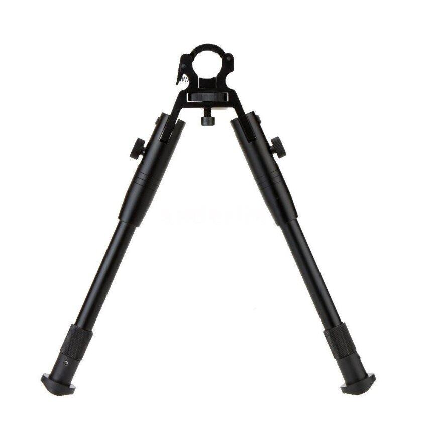 8to10 Barrel Clamp-on Adjustable Hunting for Rifle Bipod Adjustable Extend ...