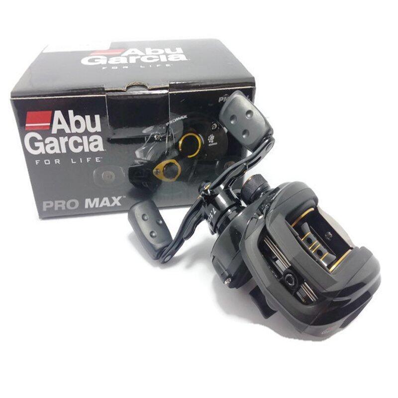 รอกAbu Garcla PRO MAX 3 NEW 2016 !!! ลูกปืน 8 ตลับ เกียร์ 7.1