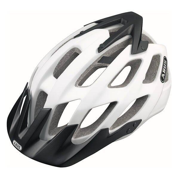 Abus Helmet Hill Bill Size M - Polar Matt (522161) ...