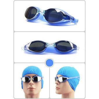 Anti-fog Anti-uv Swim Swimming Goggles Glasses - intl