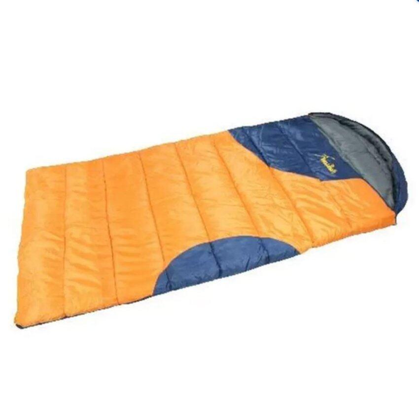CAMPING IN TH ถุงนอนขนาดใหญ่ คนอ้วน Canary ผ้าริปสต๊อบ อุณภูมิ 3 องศา ขนาด