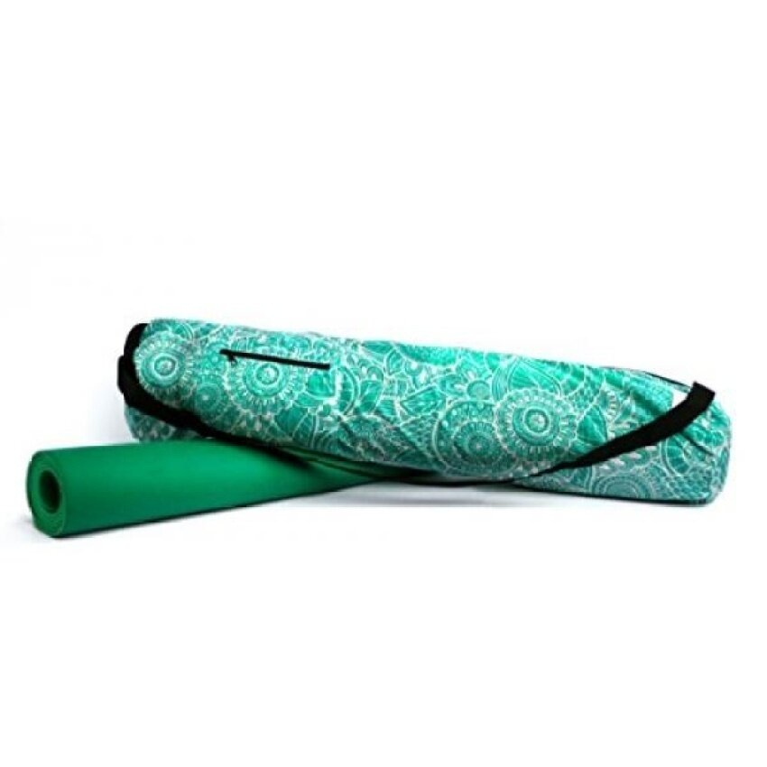 Citrus Fitness Waterproof Zen Garden Yoga Mat Bag, 32 X 7-Inch - Spring