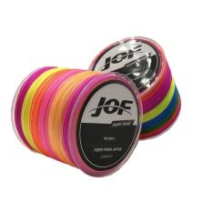 ... Yika 500m Spectra Extreme Pe Braided Sea Fishing Line 025mm Silver Source Colorful Fishing Line 500M