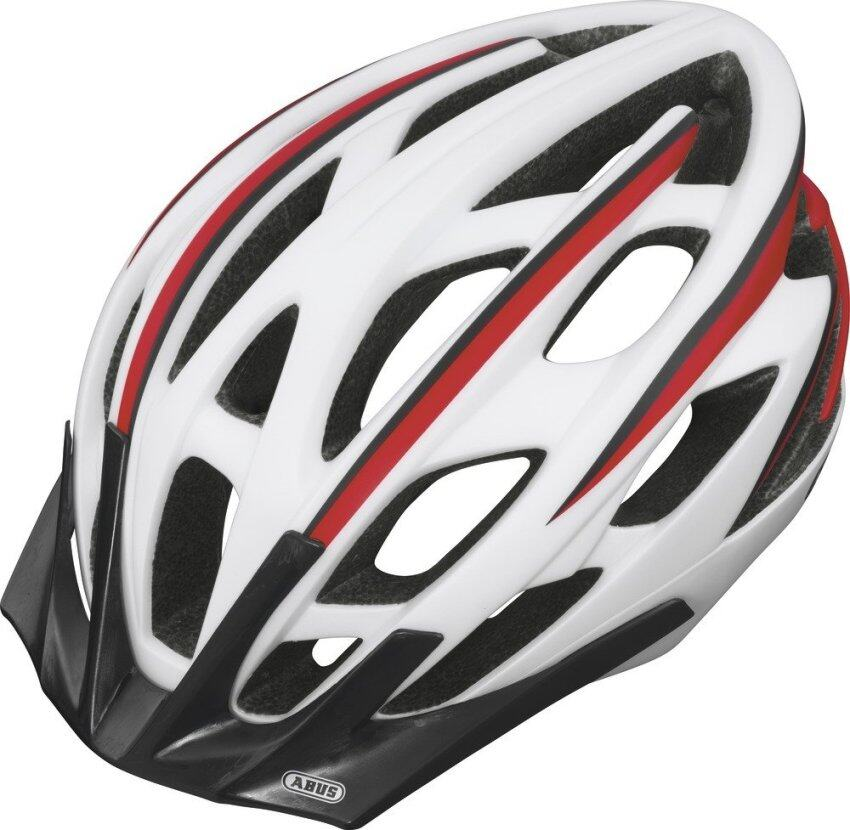 HELMET ABUS S-FORCE PRO SIZE-L - RACE RED (137129)