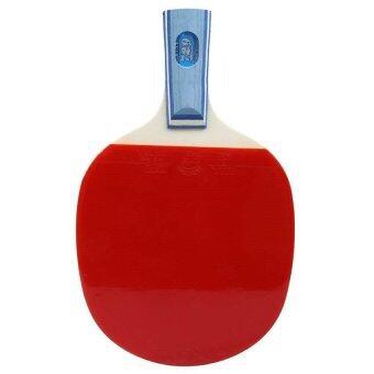 HKS Table Tennis Set Short Handle Ping Pong Racket Paddle + Bag 729-1060 - intl