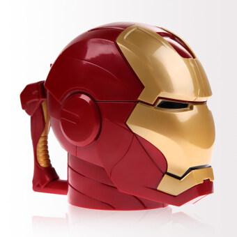 Iron Man 3D Water Cup Black Eyes - intl