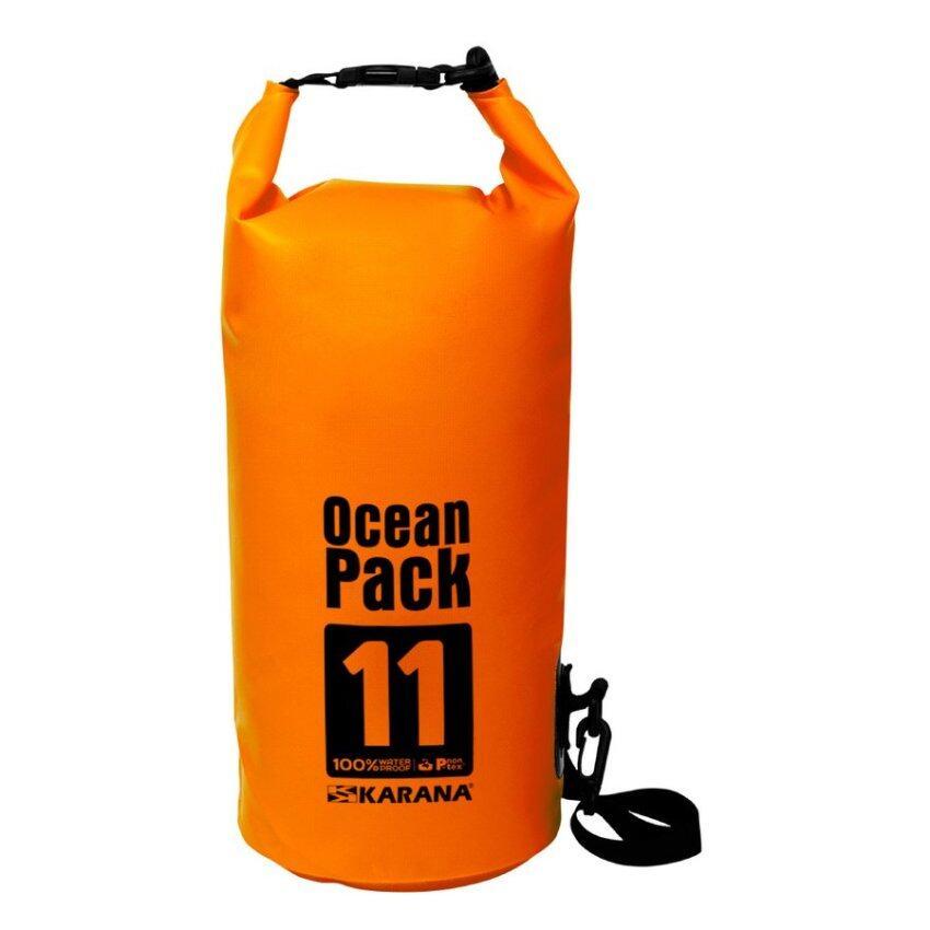 Karana OCEANPACK 11L #ORANGE