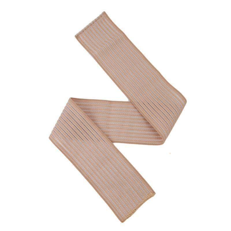 LALANG 90cm Elastic Bandage Tape Sport Knee Pad Elbow Wrist Ankle Leg Protector Band (Khaki)