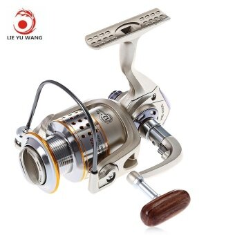 LIE YU WANG HB 12 + 1 Bearings Fishing Reel(HB4000) - intl