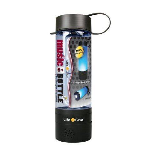 Life Gear Music Bottle and LED Lantern