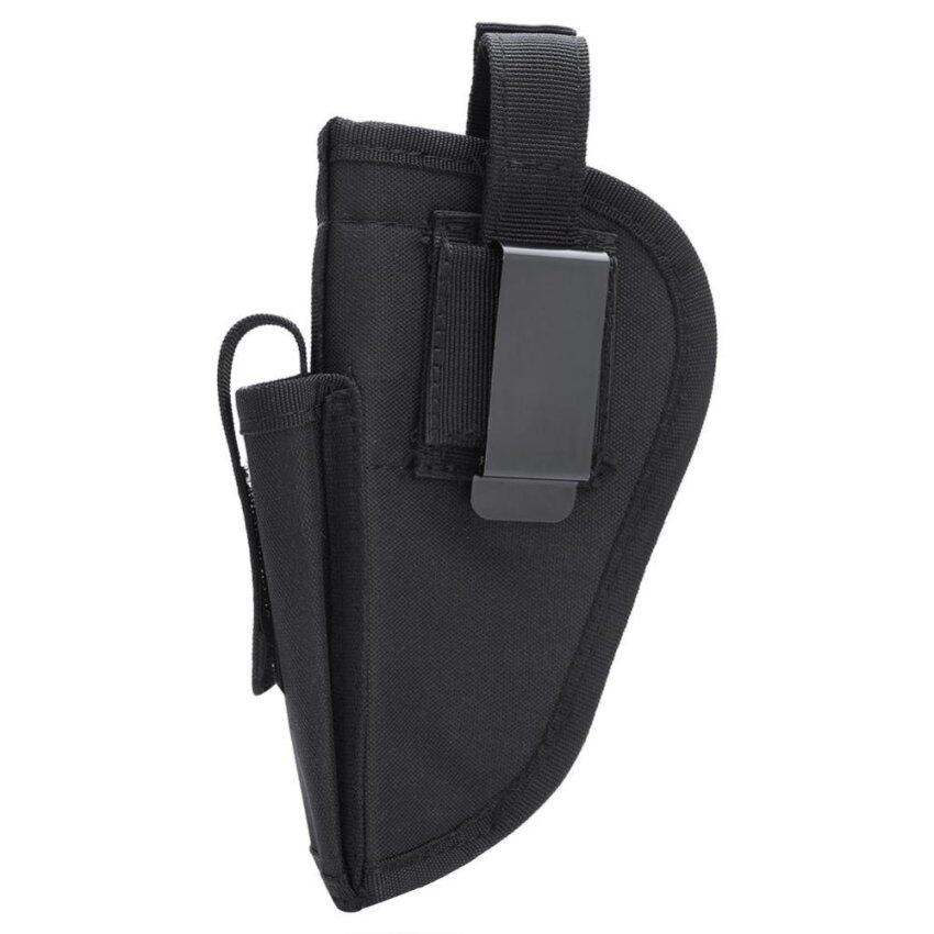 Medium Compact Army Tactical Waist Holster Packs (Black) - intl .