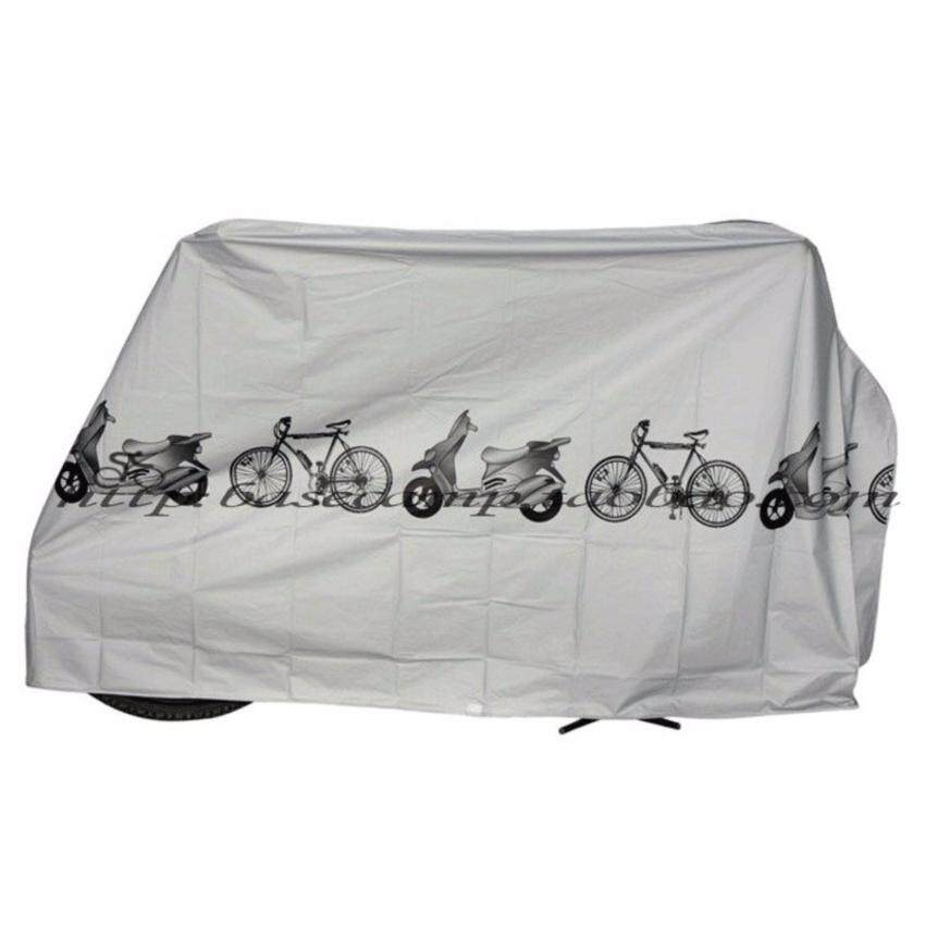 MJ BIKE ผ้าคลุมรถจักรยาน ผ้าคลุมรถมอเตอร์ไซค์