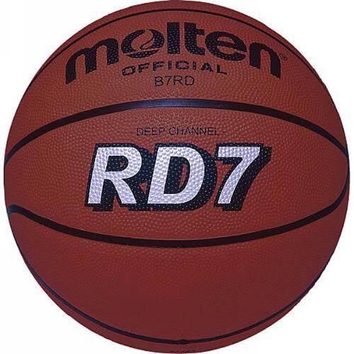 MOLTEN บาสเกตบอลยาง รุ่น B7RD no.7 ...