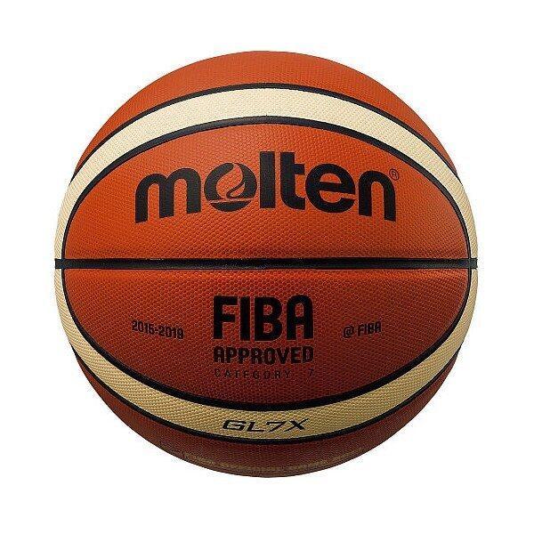 MOLTEN บาสเก็ตบอล รุ่น BGL7X FIBA ใช้ในการแข่งขัน ซีเกมส์ 2017 ...