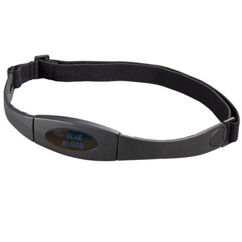 แนะนำ OH Bluetooth 4.0 Wireless Heart Rate Monitor Chest Strap Band ForiPhone/Android - Intl ลดราคา