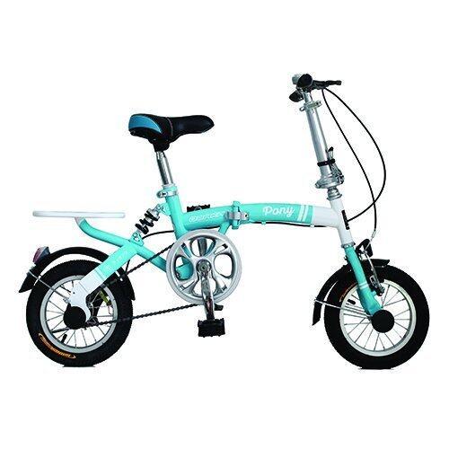 แนะนำ OSAKA จักรยานพับรุ่น Pony Edition (สีฟ้า-ขาว) สินค้าราคาประหยัด