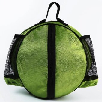 Outdoor Sport Shoulder Soccer Ball Bags Kids Football Volleyball Basketball Bags Training Accessories - intl