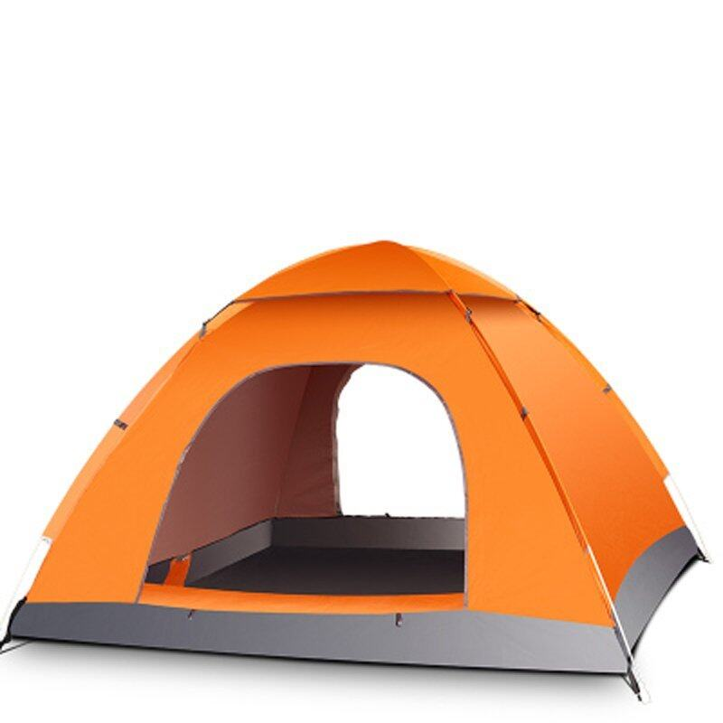 Outdoor Tent (Orange)