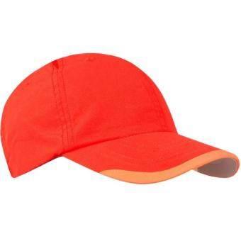 หมวกกีฬาสำหรับผู้ใหญ่ (สีแดง)
