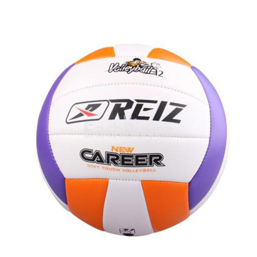 Professional Volleyball Indoor Outdoor Training PU Leather 3 Colors Brand New ...