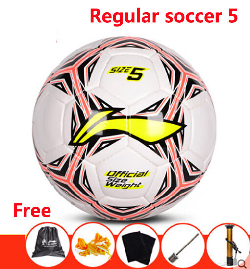 Soccer Football Outdoor Football Indoor Football Regular soccer ball 5 Outdoor soccer Indoor soccer - Intl