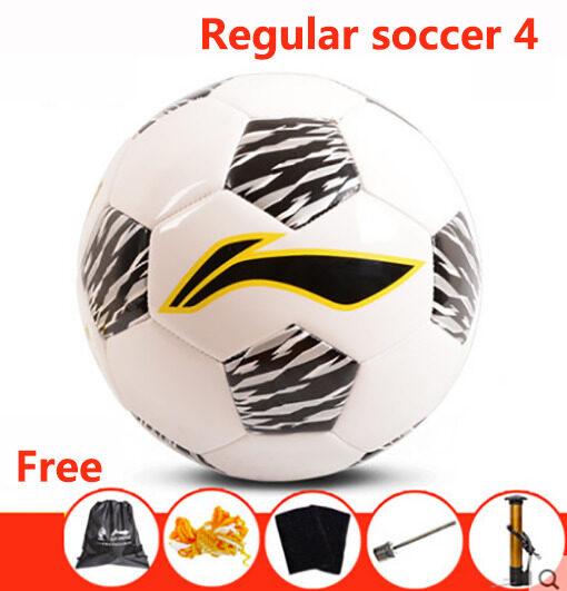Soccer Football Regular soccer ball 4 Outdoor Football Indoor Football - Intl