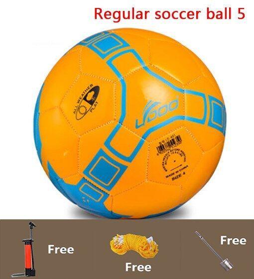 Soccer Football Regular soccer ball 5 Outdoor soccer Indoor soccer Training football - Intl
