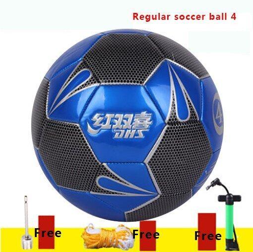 Soccer Football Training football Regular soccer ball 4 Outdoor soccer - Intl