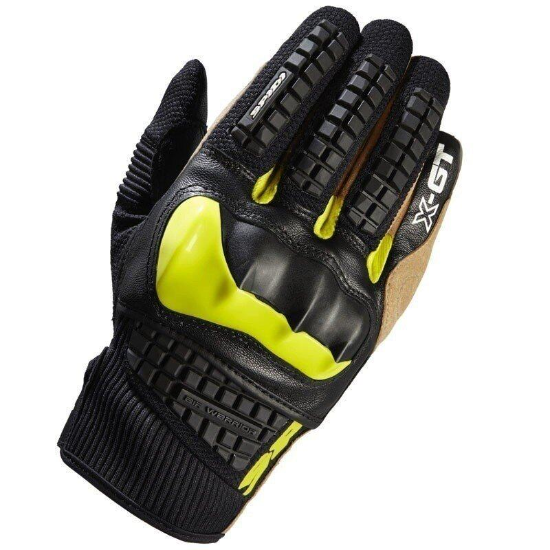 ถุงมือ SPIDI X-GT ACID GREEN/BLAC